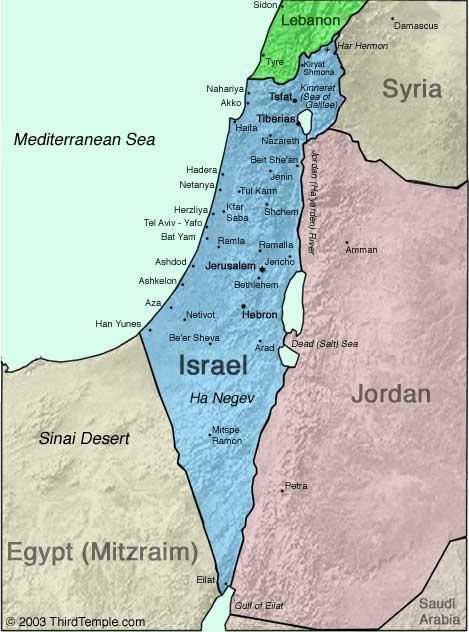 Footnote Israel And The Jordan River Barefootnotes - Map ancient egypt jordan river